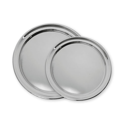Pewter Gallery Tray