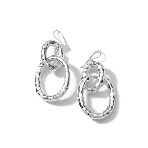 Ippolita Sterling Silver Bastille Earrings