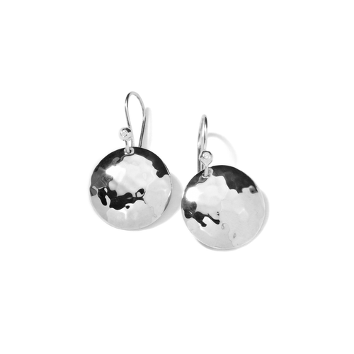 Ippolita Sterling Silver Disc Earrings