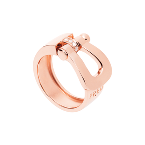 Fred Force 10 Model 18k Rose Gold Ring, Exclusively at Hamilton Jewelers