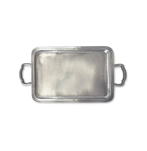 Match Lago Small Rectangle Tray with Handles