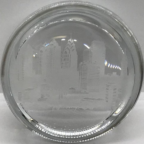 Philadelphia Skyline Paperweight