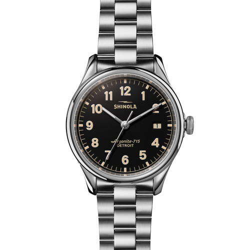 Shinola The Vinton Black