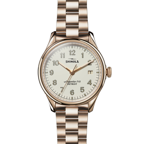 Shinola The Vinton Ivory