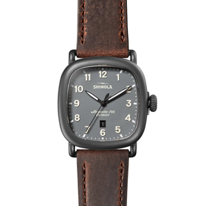 Shinola The Guardian Cool Gray