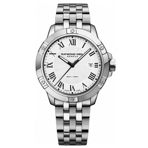 Raymond Weil Tango Classic Men's Stainless Steel White Dial Quartz Watch