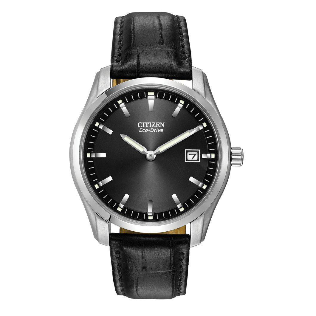 Citizen Leather Corso Watch