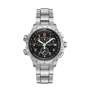 Hamilton X-Wind Chrono Quartz GMT H77912135