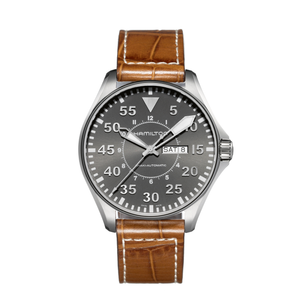 Hamilton Khaki King Pilot 46mm H64715885