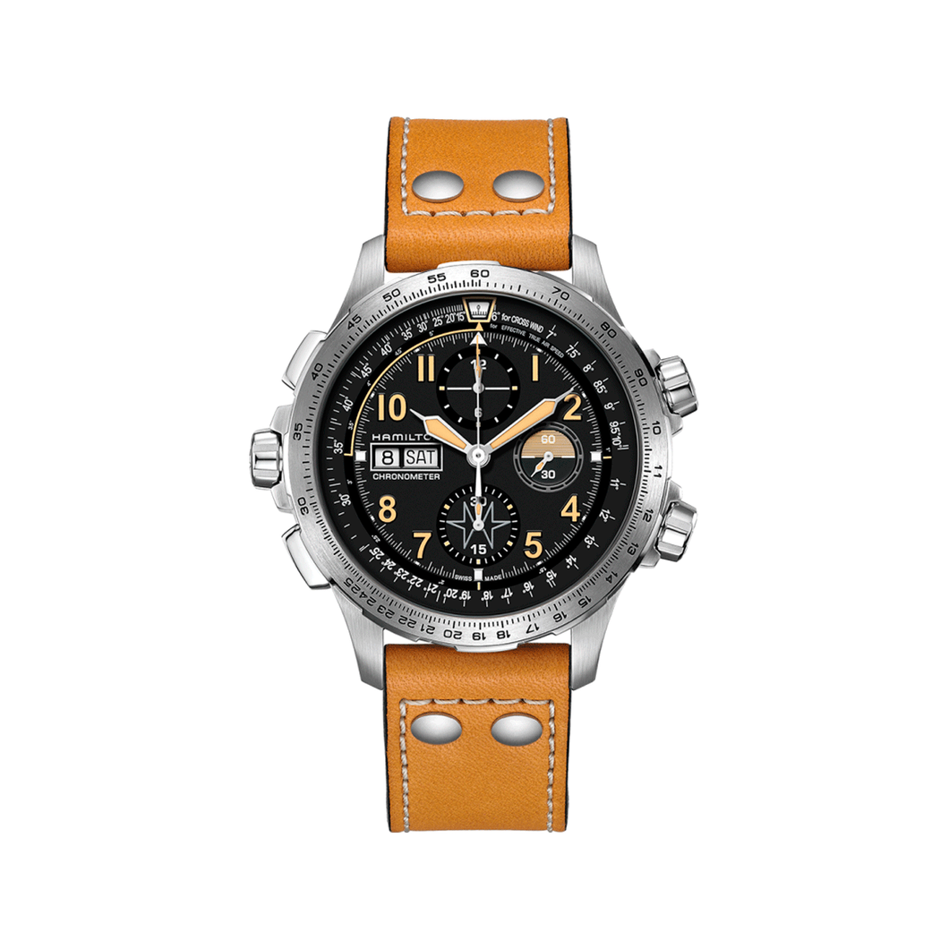 Hamilton Khaki X-Wind Day Date Auto Chrono - Limited Edition H77796533