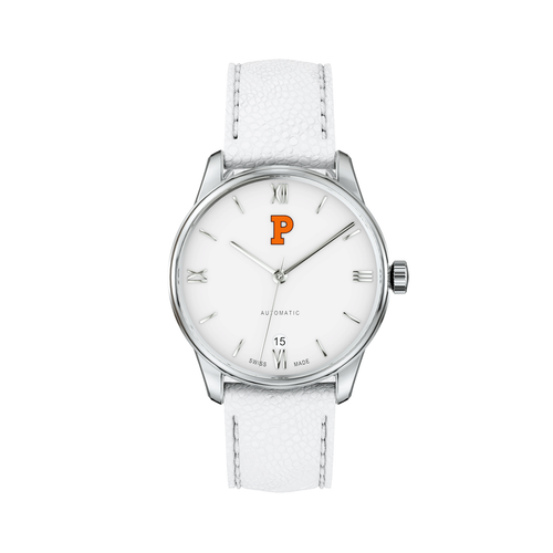 Axia Aletheia 36mm With White Dial and Strap