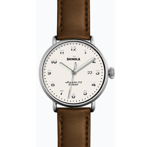 Shinola The Canfield 43mm S0120121829