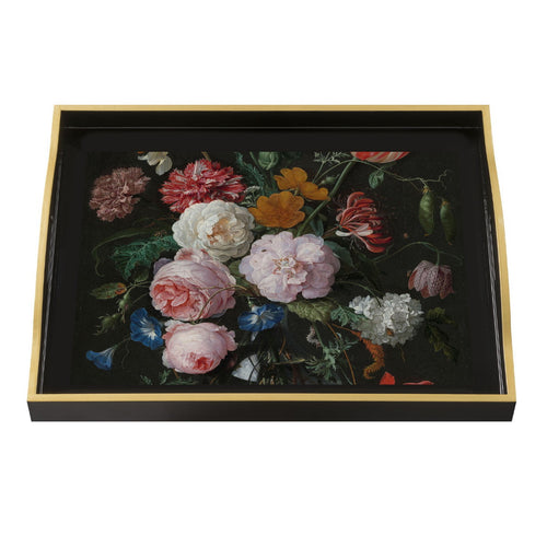 Flowers Large Tray