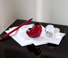 Load image into Gallery viewer, Baccarat Red Zinzin Heart