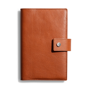 Shinola Medium Journal/Ipad Mini Bourbon