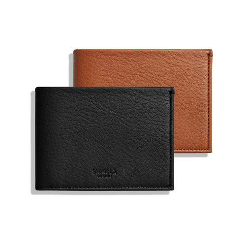 Shinola Slim Bifold