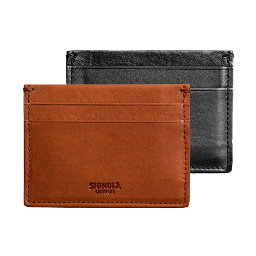 Shinola 5 Pocket Card Case