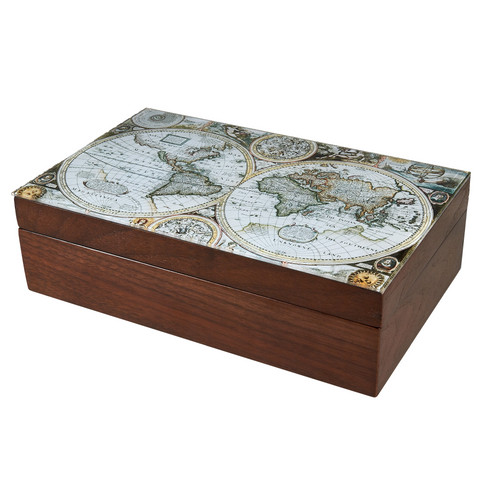 Tizo World Keepsake Box