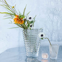 Load image into Gallery viewer, Baccarat Clear Eye Vase