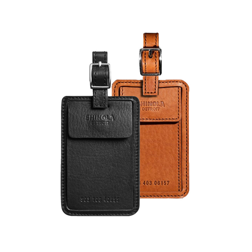 Shinola Luggage ID Tag