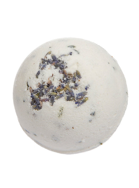 Botanical Bath Bomb Geranium, Lavender and Jasmine