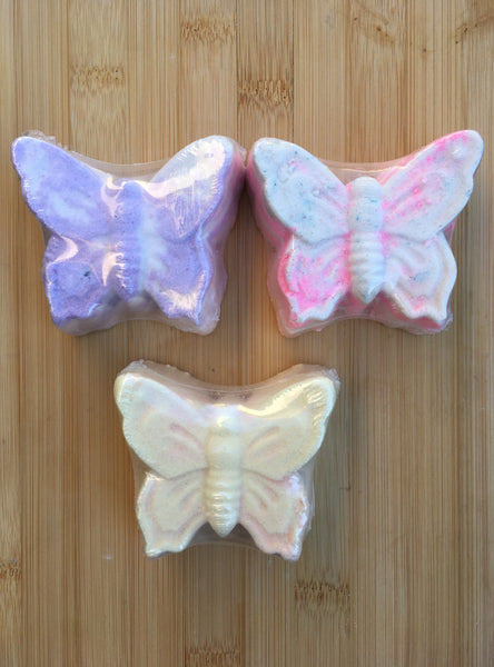 Butterfly Bath Bombs