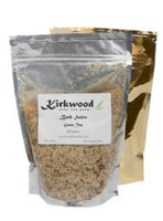 Epsom Bath Salts - Green Tea Orange & Cloves