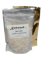 Epsom Bath Salts - Lavender and Ylang Ylang
