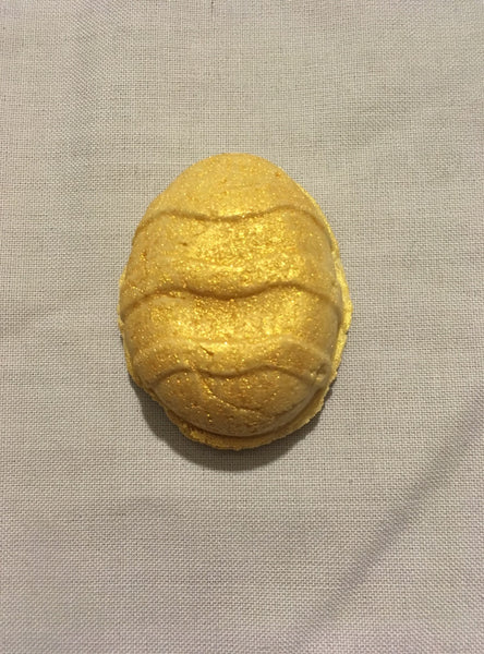 Golden Egg Bubble Bar