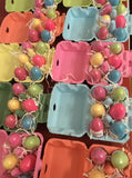 Easter Egg Bath Bombs Pack of 6