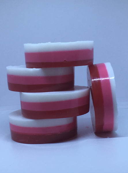 Cherry Slice Glycerine Soap