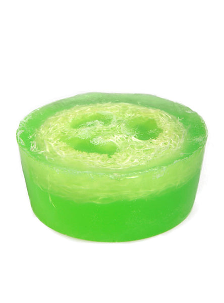Loofah Grapefruit and Lime