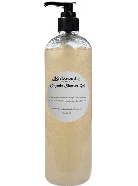 Organic Shower Gel - Nude