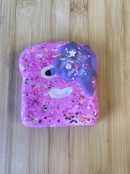 Watermelon Toast Bath Bomb