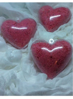 Valentines Day Bath Salts - Pack of 3