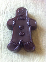 Christmas Soap - Gingerbread Men