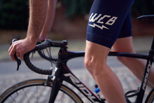 Navy Blue Exemplar Bib Short