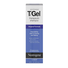 Load image into Gallery viewer, Neutrogena T/Gel Therapeutic Shampoo Original Formula, Anti-Dandruff Treatment for Long-Lasting Relief of Itching and Flaking Scalp as a Result of Psoriasis and Seborrheic Dermatitis, 16 Fl. Oz