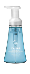 Method Foaming Hand Soap Refill, Sea Minerals, 28 Fl Oz (Pack of 6)
