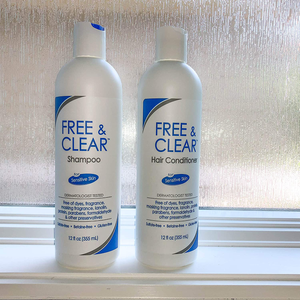 Vanicream Free & Clear Hair Conditioner For Sensitive Skin, Ounce Unscented 12 Fl Oz