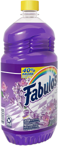 Fabuloso All Purpose Cleaner for Floors and Kitchens Lavender, 56 Fl Oz
