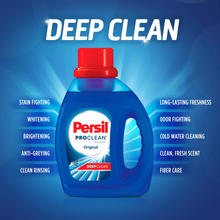 Load image into Gallery viewer, Persil ProClean Power-Liquid Laundry Detergent, Intense Fresh, 100 Fluid Ounces, 64 Loads