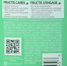 Load image into Gallery viewer, Garnier Fructis Grow Strong Shampoo, 33.8 Ounces