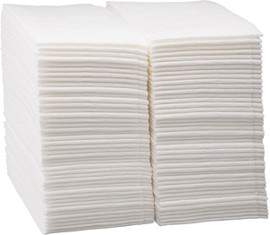 200 Linen-Feel Disposable Guest Towels Hand Napkin