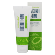 Load image into Gallery viewer, Schmidt's Coconut & Lime Toothpaste, 4.70 oz