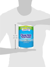 Load image into Gallery viewer, Quilted Northern Ultra Soft and Strong Earth-Friendly Toilet Paper, 24 Supreme Rolls = 99 Regular Rolls, 340 2-Ply Sheets Per Roll (Packaging May Vary)