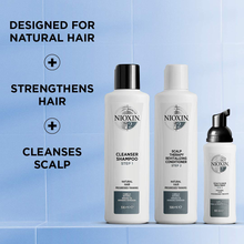 Load image into Gallery viewer, Nioxin System Hair Care Kits - Full Size (90 Days) & Trial Size (30 Days) Options