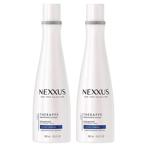 Nexxus Therappe Shampoo for Dry Hair Ultimate Moisture Silicone-Free 13.5 oz 2 Count