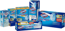 Load image into Gallery viewer, Clorox ToiletWand Disinfecting Refills, Rainforest Rush, 30 Ct (Package May Vary)