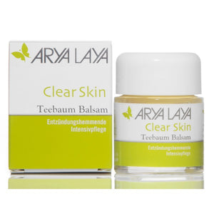 Tea Tree Balm - Acne & Oily Mask